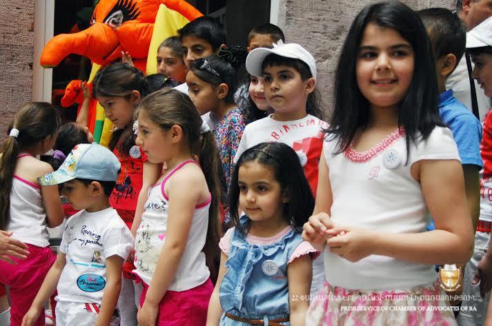 THE CHILDREN PROTECTION DAY AT THE CHAMBER OF ADVOCATES
