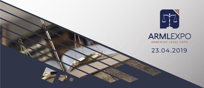 ՀՀ ՓԱՍՏԱԲԱՆՆԵՐԻ ՊԱԼԱՏԸ ԿԱՆՑԿԱՑՆԻ ARMLEGAL EXPO 2019 ՑՈՒՑԱՀԱՆԴԵՍ