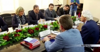 THE CHAIRMAN OF THE CHAMBER OF ADVOCATES RECEIVED THE DELEGATION OF MOSCOW REGIONAL BAR ASSOCIATION
